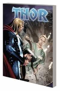 Thor TP Donny Cates Prey