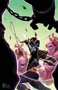 Power Rangers #7 CVR A Scalera