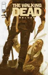 Walking Dead #15 Deluxe Edition CVR D Tedesco