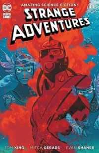 Strange Adventures #10 CVR B Evan Doc Shaner
