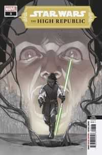Star Wars High Republic #3 Third Printing Var