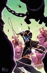 Power Rangers #7 Variant 10 Copy Scalera