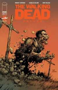 Walking Dead #15 Deluxe Edition CVR A Finch and Mccaig