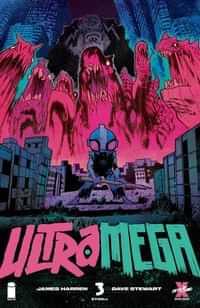 Ultramega By James Harren #3 CVR A Harren