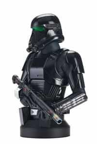 Star Wars Statue Mandalorian Death Trooper 1/6 Scale Bust