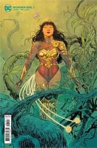 Wonder Girl #1 CVR B Cardstock Bilquis Evely