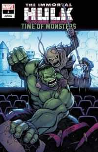 Immortal Hulk Time Of Monsters #1 Variant Ron Lim
