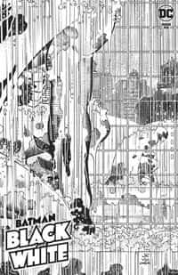 Batman Black And White #6 CVR A John Romita Jr and Klaus Janson