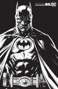 Batman Black And White #6 CVR B Jason Fabok Var