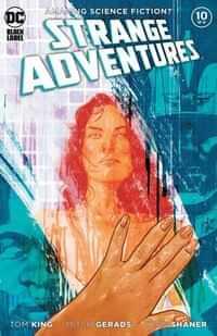 Strange Adventures #10 CVR A Mitch Gerads