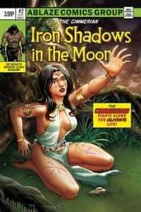 Cimmerian Iron Shadows In Moon #2 CVR D Fritz Casas