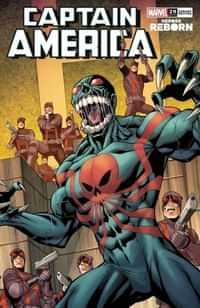 Captain America #29 Variant Pacheco Reborn