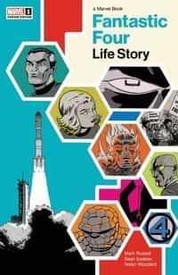 Fantastic Four Life Story #1 Variant Martin