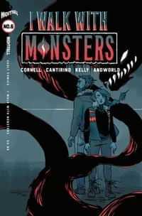 I Walk With Monsters #6 CVR B Hickman