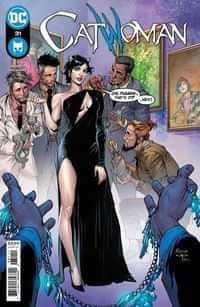 Catwoman #31 CVR A Robson Rocha