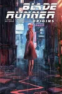 Blade Runner Origins #4 CVR A Hervas