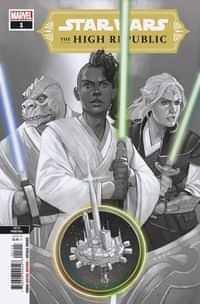 Star Wars High Republic #1 Fifth Printing