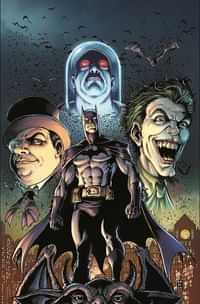 Legends Of The Dark Knight #1 CVR A Darick Robertson