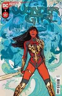 Wonder Girl #1 CVR A Joelle Jones