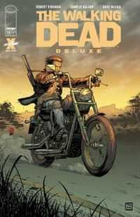 Walking Dead #15 Deluxe Edition CVR B Moore and Mccaig