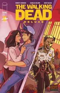 Walking Dead #15 Deluxe Edition CVR E Young Aapi