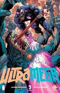 Ultramega By James Harren #3 CVR B Ottley and Martin