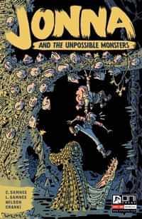 Jonna And The Unpossible Monsters #3 CVR B Schweitzer