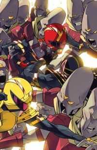 Power Rangers #7 CVR B Legacy Var Di Nicuolo