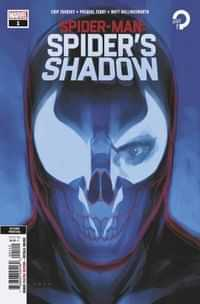 Spider-man Spiders Shadow #1 Second Printing