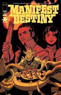 Manifest Destiny #43 CVR B Tefenkgi Aapi