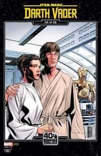 Star Wars Darth Vader #12 Variant Sprouse Empire Strikes Back