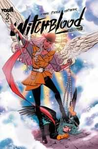 Witchblood #3 CVR A Sterle