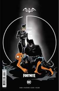 Batman Fortnite Zero Point #5 Variant Cardstock Donald Mustard