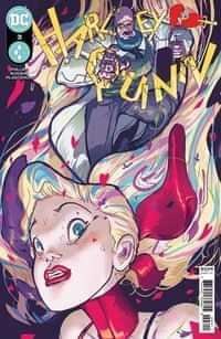 Harley Quinn #3 CVR A Riley Rossmo