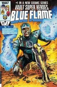 Blue Flame #1 Variant 15 Copy Pace