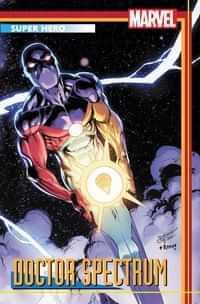 Heroes Reborn #4 Variant Bagley Trading Card