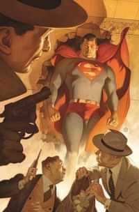 Action Comics #1031 CVR B Cardstock Julian Totino Tedesco