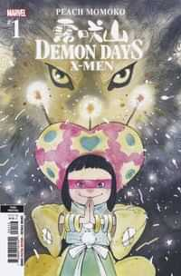 Demon Days X-men #1 Third Printing Momoko