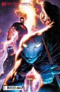 Teen Titans Academy #3 CVR B Cardstock Philip Tan