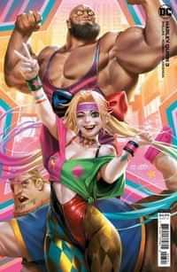 Harley Quinn #3 CVR B Cardstock Derrick Chew