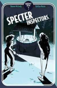 Specter Inspectors #4 CVR B Henderson