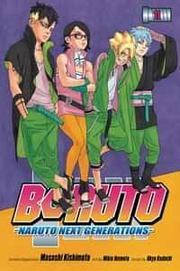Boruto GN V11 Naruto Next Generations