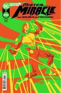 Mister Miracle The Source Of Freedom #1 CVR A Yanick Paquette