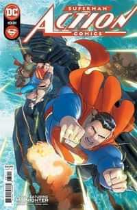 Action Comics #1031 CVR A Mikel Janin