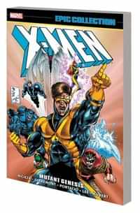 X-men TP Epic Collection Mutant Genesis New Printing