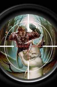 Man Goat and Bunny Man #2 CVR A Vigonte
