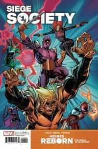 Heroes Reborn Siege Society #1