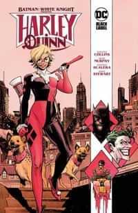 Batman HC White Knight Presents Harley Quinn