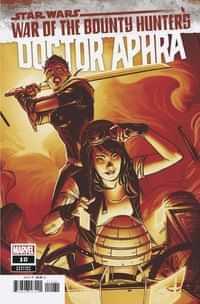 Star Wars Doctor Aphra #10 Variant Sway Crimson Var