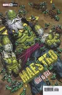 Maestro War And Pax #5 Variant Cassara